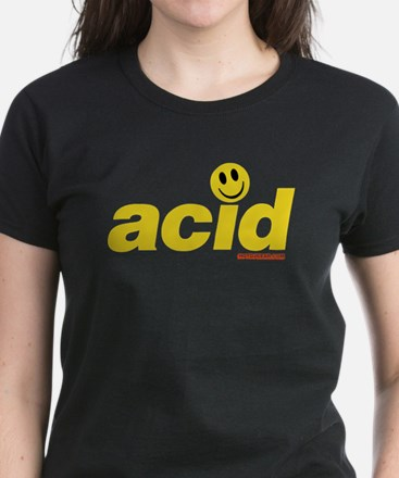 Acid Smiley Tee