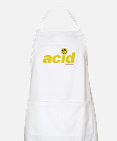 Acid Smiley Apron