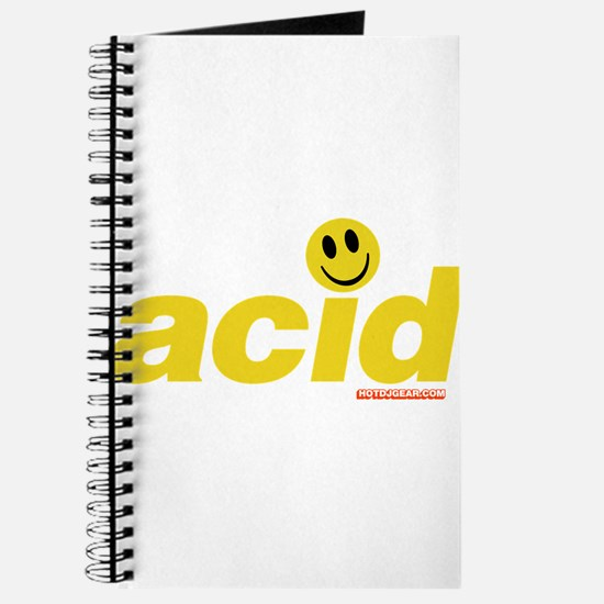 Acid Smiley Journal