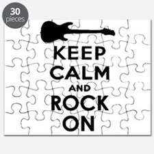 ROCK ON Puzzle
