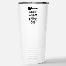 ROCK ON Travel Mug