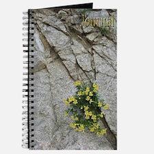 Yellow Rock Flowers Journal