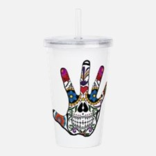 SUGAR TOUCH Acrylic Double-wall Tumbler