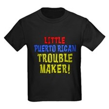 Puerto Rican Trouble Maker T-Shirt