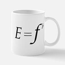 E equals F flat Mugs