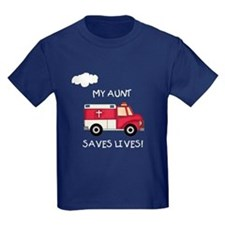 EMT Aunt Saves Lives T