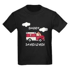 EMT Daddy Saves Lives T