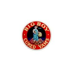 Big Boy Brand Mini Button (100 pack)