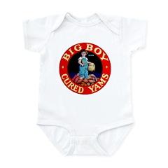 Big Boy Brand Infant Bodysuit