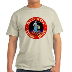 Big Boy Brand Ash Grey T-Shirt