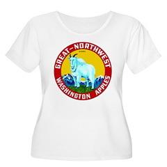 Great-Northwest Brand T-Shirt