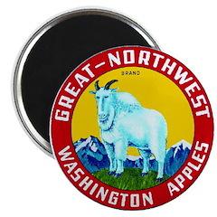 Great-Northwest Brand Magnet