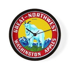 Great-Northwest Brand Wall Clock