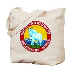 Great-Northwest Brand Tote Bag