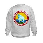 Great-Northwest Brand Kids Sweatshirt