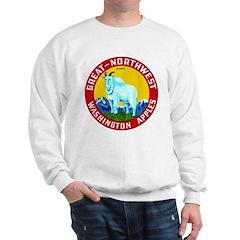 Great-Northwest Brand Sweatshirt