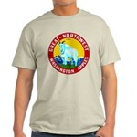 Great-Northwest Brand Ash Grey T-Shirt