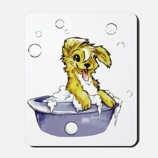Doggie Dog Wash Mousepad