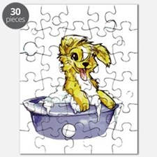 Doggie Dog Wash Puzzle