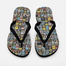 Tarot Flip Flops