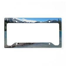 Serenity License Plate Holder
