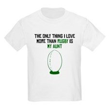Rugby Aunt T-Shirt