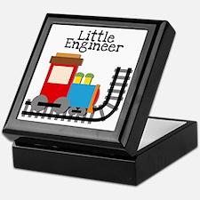 Little Engineer Keepsake Box
