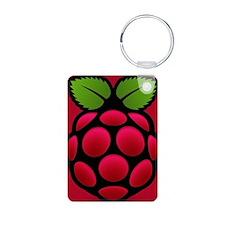 Raspberry  Keychains