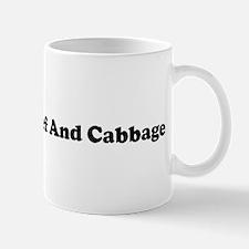 I Eat Corned Beef And Cabbage Mug