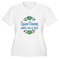 Square Dancing to Love T-Shirt