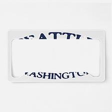 seattle-anchor-CAP License Plate Holder