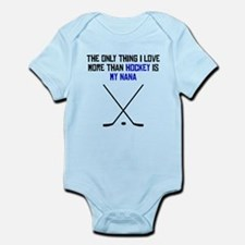 Hockey Nana Body Suit