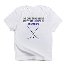Hockey Grandpa Infant T-Shirt