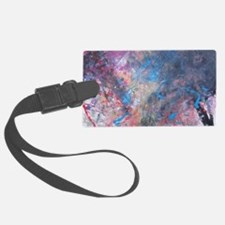 Abstract Expressions Rainbow Art Luggage Tag