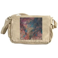 Abstract Expressions Rainbow Art Messenger Bag