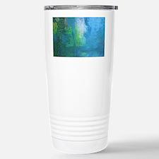 Abstract Landscape Expr Travel Mug
