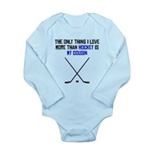 Hockey Cousin Body Suit