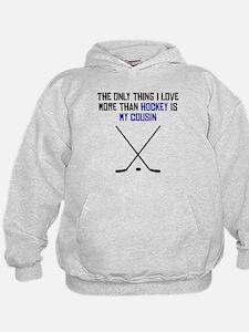 Hockey Cousin Hoodie