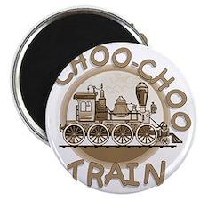 Old Time Choo Choo Train Magnet