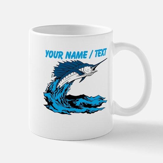Custom Marlin Jumping Mugs