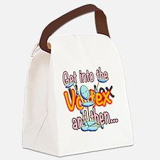 AVortex3+4 Canvas Lunch Bag