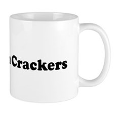 I Eat Graham Crackers Coffee Mug