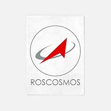 RFSA Logo 5'x7'Area Rug