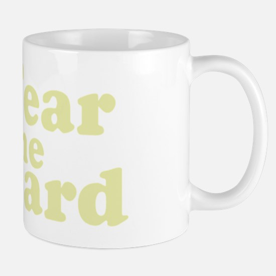 Fear the Beard - Brown Mug