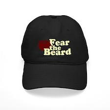 Fear the Beard - Red Baseball Hat