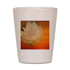 SGI Buddhist NMRK Shot Glass