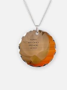 SGI Buddhist NMRK Necklace