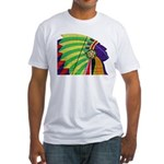 Native American Fitted T-Shirt