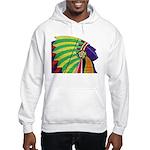 Native American Hooded Sweatshirt