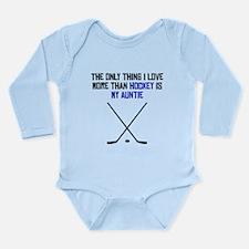 Hockey Auntie Body Suit
